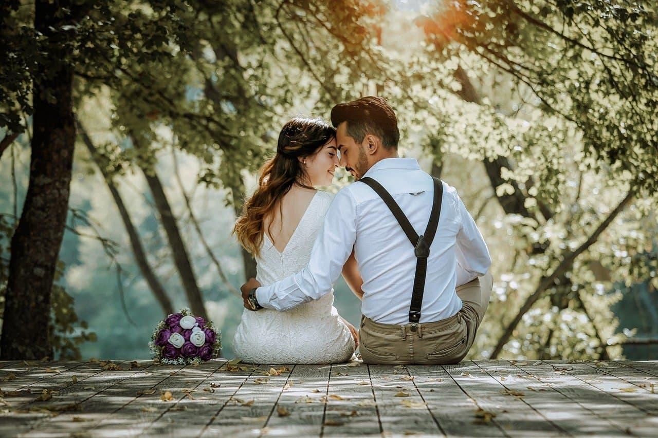 Mariage d'été ou mariage d'hiver